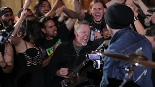 Download Metallica: Halo On Fire (Behind the Video) Video