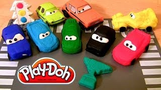 Download Play Doh Cars 2 Race Mats World Grand Prix Racers Video