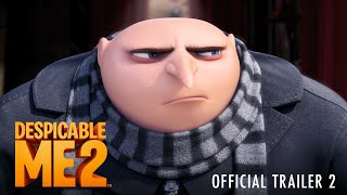 Download Despicable Me 2 - Trailer 2 Video