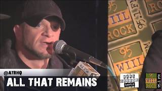 Download All That Remains - Studioeast Madness (What If I Was Nothing & The Thunder Rolls) Video
