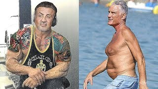 Download Sylvester Stallone Vs Dolph Lundgren Transformation ★ 2019 Video
