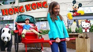 Download The HONG KONG Paper Bag CHALLENGE! Video