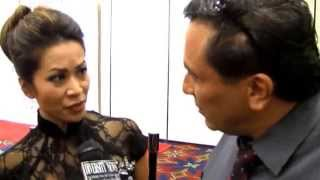 Download Joey Valdez Interviews Leyna Nguyen, LATO President at Leyna Nguyen's 7th Annual Celebrity Poker Video