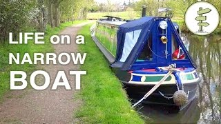 Download TV Journalist Quits His Job to Live on a Tiny House Boat & Cruise UK Canals Full-Time Video