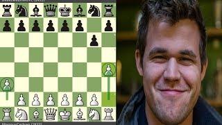 Download Magnus Carlsen sigue troleando en el Ajedrez Online (Apertura 1. a3!) Video
