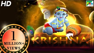 Download Krishna Animated Movie With English Subtitles | HD 1080p | Animated Movies For Kids In Hindi Video