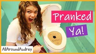 Download Family Fun Pranks! / AllAroundAudrey Video