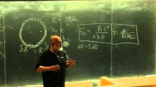 Download Inside Black Holes | Leonard Susskind Video