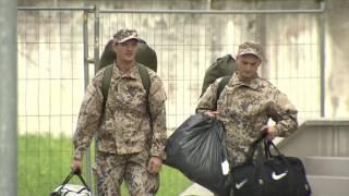 Download Pamatapmācības kursu Ādažos un Alūksnē sāk 89 jaunie karavīri Video