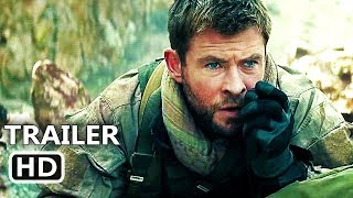 Download 12 STRΟNG Official Trailer # 2 (2018) Chris Hemsworth, Action Movie HD Video