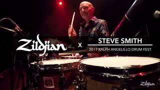 Download Steve Smith & the Groove: Blue Organ Trio - 2017 Ralph Angelillo International Drum Fest Video