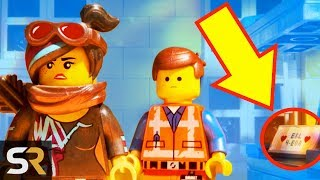 Download 25 Secrets You Missed In The Lego Movie 2: The Second Part Video