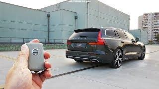Download Volvo V60 T6 Polestar TEST POV Drive & Walkaround English Subtitles Video