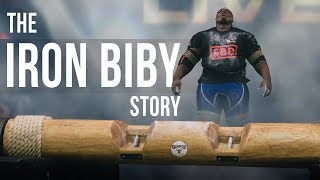 Download The Iron Biby Story: Bullied School Boy to World Record Log Presser? Video