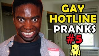 Download Gay Hotline Prank Compilation #5 - Ownage Pranks Video
