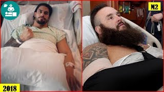 Download 15 Shocking WWE Superstars Surgery Photos You Must See 2018 - Roman Reigns, Braun Strowman.. Video