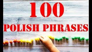 Download 100 new Polish phrases (2018) Video