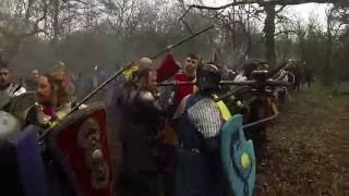 Download Empire LARP Event one 2016, Sunday Battle Video