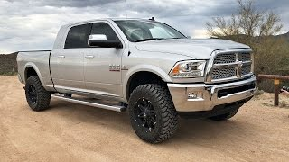 Download Taking the RAM 2500 Offroad Video