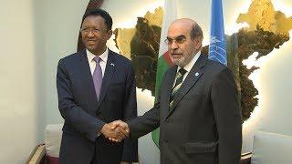 Download Déclaration de S.E.M. Hery Martial Rakotoarimanana Rajaonarimampianina, Président de Madagascar Video