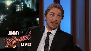 Download Dax Shepard on Kristen Bell's Boobs & Pool Gloves Video