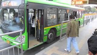 Download Delhi BRT boarding alighting study Video