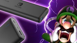 Download Nintendo Switch Gets New Dedicated Battery Packs - Up At Noon Live! Video