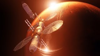 Download Lockheed's Mars Base Camp and Lander Video