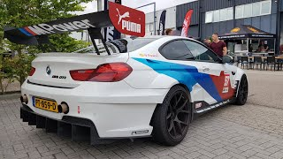Download Road Legal BMW M6 GT3 - EXHAUST SOUNDS! Video