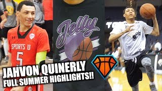 Download Jahvon Quinerly's Bringing the JELLY to the Arizona Desert & PGU!! | Full Summer Highlights Video