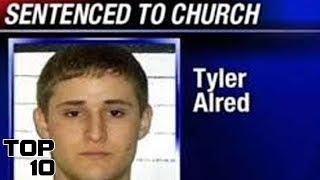 Download Top 10 Dumbest Prison Sentences Video