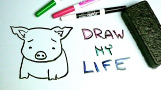 Download Draw My Life | A Pig in Today's World Video