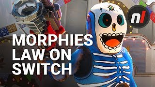 Download The ″New Splatoon″ - Morphies Law on Nintendo Switch Let's Play Video