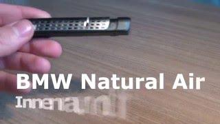 Download BMW Natural Air Innenraumduft Air Freshener Review Anbringung 3er Sparkling Raindrops Video