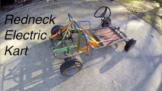 Download ″$28″ Redneck Electric Go Kart Video