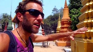 Download A Walking Tour of Siem Reap, Cambodia (near Angkor Wat Temples) Video