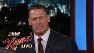 Download John Cena's Epic Response to Dwayne Johnson's Threat Video