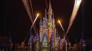 Download Happily Ever After Fireworks Show, Magic Kingdom Park, Walt Disney World Resort Video