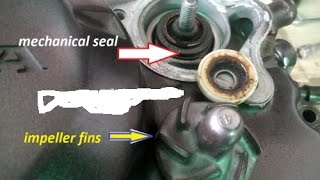 Download cara pasang seal mechanical cb 150r full Video