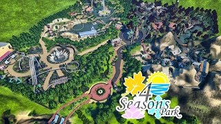 Download Planet Coaster: The Seasons Park (Cinematic Video) Video