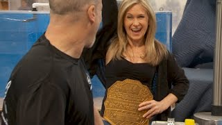 Download Here's How To Make An Aquarium-Friendly Championship Belt | Tanked Video