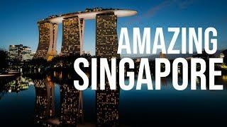 Download Amazing Singapore 2016 - 4K Timelapse Video