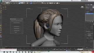 Skyrim HDT-PE Sky201 Hair Wig (Final) Free Download Video MP4 3GP