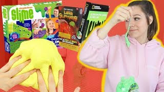 Download I Tried To Find The Best Slime Kit!!! *the worst slime I've ever seen* Video