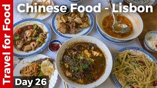 Download Original Portuguese Egg Tarts and Secret Chinese Food in Lisbon Video