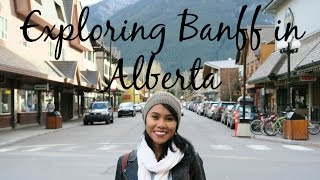 Download Exploring Banff in Alberta, Canada - Travel with Arianne - Travel Canada episode #3 Video