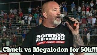 Download Death Trap Chuck vs Megalodon for 50k at Armageddon No Prep Video