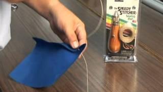 Download Sewing Awl Kit - Speedy Stitcher Video