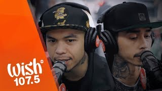 Download Loonie and Ron Henley perform ″Ganid″ LIVE on Wish 107.5 Bus Video