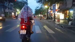 Download Sài Gòn,VietNam, mưa Chủ Nhật buồn, 15.10.2017 Video